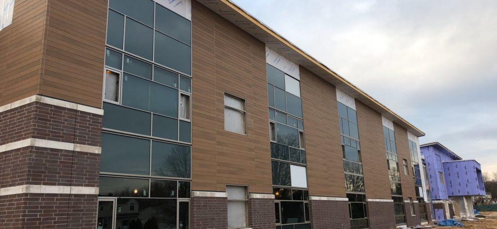 Caley Elementry School Nexen Construction